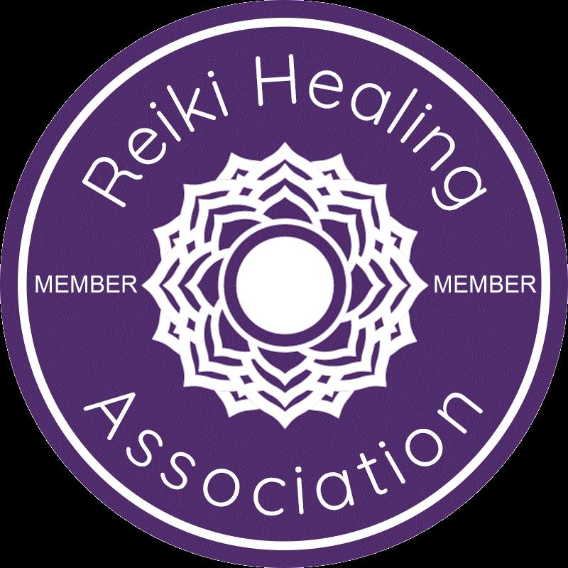reiki association logo